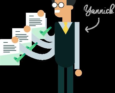 Contrat-Privé accompagne les PME tout au long de leur vie